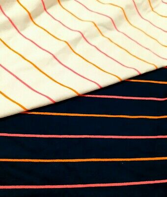 £4.99 • Buy  Jersey Fabric  Stretch Viscose Polyester- Sold By The Metre