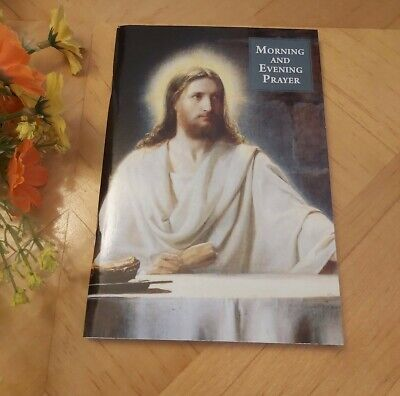 Morning And Evening Prayer  - Catholic Prayer Book, 96 Pages, 10.5x15.5cm • 5.80£
