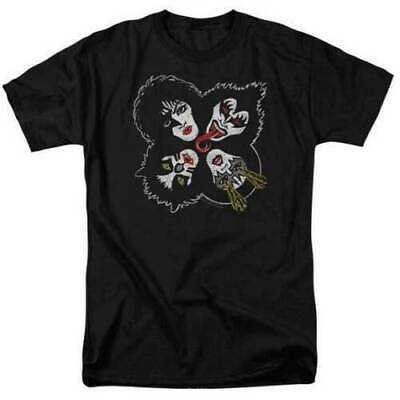 $14.99 • Buy Kiss Rock And Roll Classic Men's T-Shirt Size S-3XL, 100%Cotton