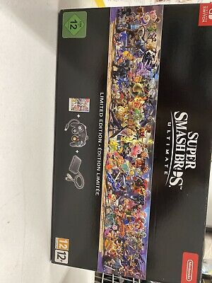$179.99 • Buy Super Smash Bros Ultimate European Limited Edition Game US Seller B-225