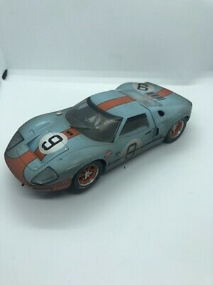 Scalextric Ford Gt40 Weathered Edition • 18£
