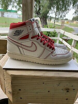 $100 • Buy Air Jordan 1 Retro High OG Phantom Size 11 BEAT But Give Off That Vintage Vibe!