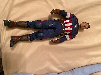 $102.50 • Buy Hot Toys Captian America Civil War The Avengers Sideshow Collectibles Marvel Mcu