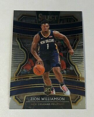 $64.99 • Buy 2019 Select Zion Williamson Rookie Concourse