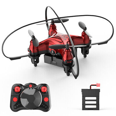 $19.99 • Buy Holy Stone HS410 Mini Drone RC Nano Quacopter Drone For Kids RC W/ Auto Hovering