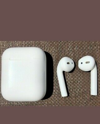 $ CDN108.27 • Buy Apple Airpods 1st Generation With Lightning Charging Case; Model A1602