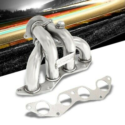 $190.59 • Buy Megan Racing Stainless Exhaust Header Manifold For 01-04 Honda Civic EX 1.7L