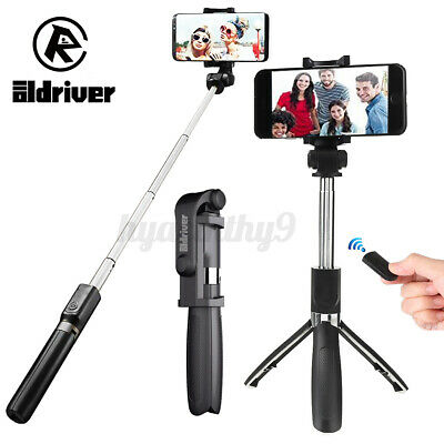 AU18.04 • Buy 360° Selfie Stick Handheld Tripod Bluetooth Shutter Monopod For Samsung 10 AU 🔥
