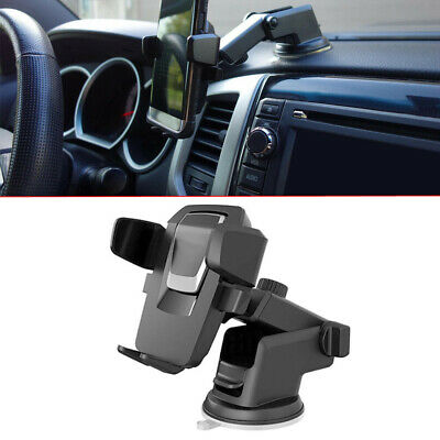 1x Auto Car Mount Holder Windshield Stand For Mobile Cell Phone GPS Accessories • 9.13£