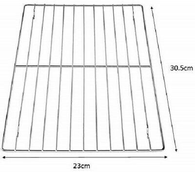 2 X Chef Aid Oblong Steel Cake Baking Cooling Rack-Brand New! • 8.89£