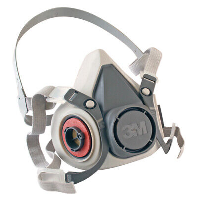 $ CDN17.95 • Buy 3M 6100 SMALL Half Facepiece Respirator, NEW IN PACKAGE FREE SHIPPING!