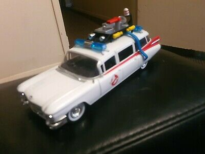 Ghostbusters 1/24 Die-Cast ECTO-1 (1959 Cadillac Ambulance) • 21£