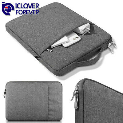 AU22.99 • Buy For MacBook Air 13  15  16  New Macbook Pro Laptop Sleeve Travel Bag Carry Case