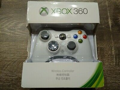 AU79.95 • Buy 2013 Original White XBOX 360 Controller -  Brand New In Box