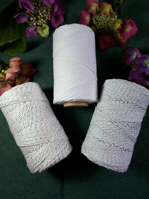 £2.60 • Buy Whites Selection Of Bakers Twine. 5 10 Or 20 Metre Lengths