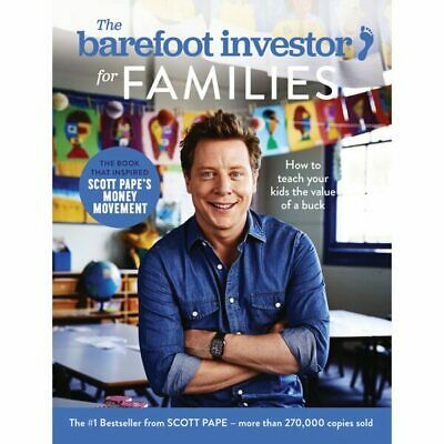 AU15 • Buy Barefoot Investor For Families