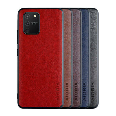 $ CDN5.32 • Buy For Samsung Galaxy Note 10 Lite Plus 9 Luxury Leather Ultra Thin Back Case Cover