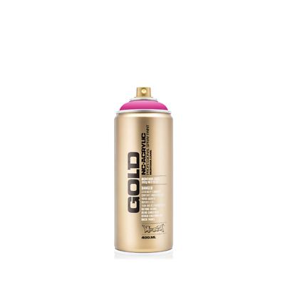 Montana Gold Spray Paint, Semi Gloss Finish, Acrylic Base, 400ml Can 215 Colours • 9.50£