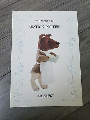 Beatrix Potter Knitting Pattern. Pickles - By Alan Dart • 35£