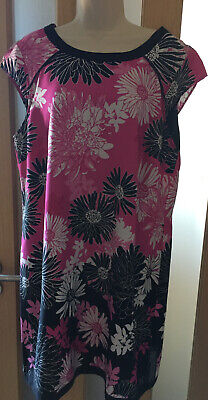 £18 • Buy Roman. Printed Shift Dress 18. BNWT.  Holiday Perfect.  Cool Floral Style