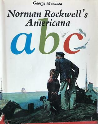 $ CDN318.98 • Buy Norman Rockwell- Signed Hardbound Book  Americana