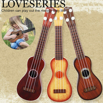 AU18.49 • Buy Ukulele Guitar Beginner Classical Educational Musical Instrument Toy For Kids MU