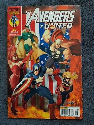 £2.50 • Buy The Avengers United. Issue 45. Marvel Collectors Edition