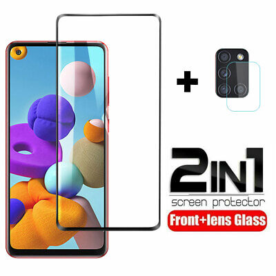 £6.99 • Buy For Samsung A21S A31 A51 A71 5G Camera Lens Film Tempered Glass Screen Protector