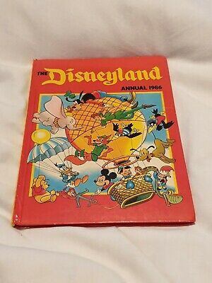 The Disneyland Annual 1986 • 4.10£