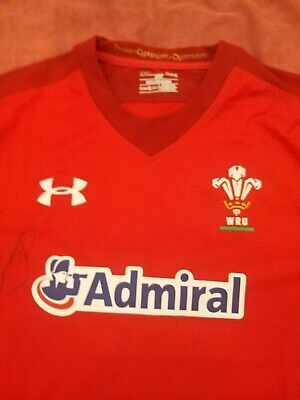 Wales Rugby Shirt • 0.99£