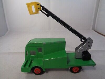 Budgie Toys No.316 Overhead Maintenance Truck With Lift & Basket.Vintage Diecast • 29.99£