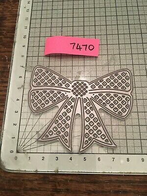 Tattered Lace Lattice Bow Die Set Ref7470 • 5.99£