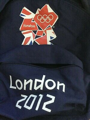London Olympic Games 2012  Collectable Rucksack • 4.99£