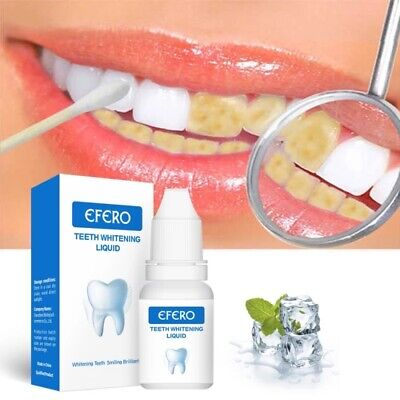 AU10.04 • Buy Teeth Whitening Serum Gel Dental Essence Oral Hygiene Remove Stains Toothpaste