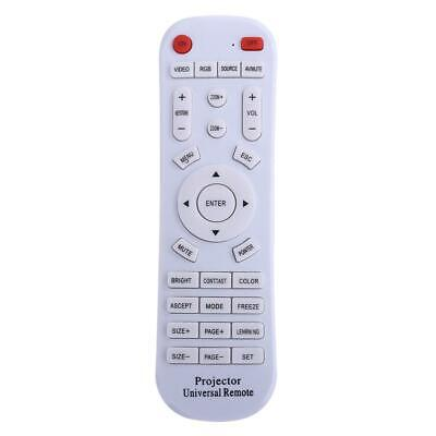 Universal Multifunctional Projector Remote Control Replacement • 5.54£