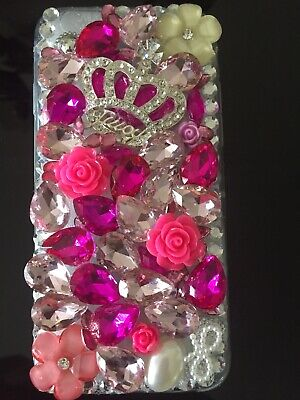 IPhone 6s 3d Case Also Fits IPhone 7 Bling Phone Case • 9.99£