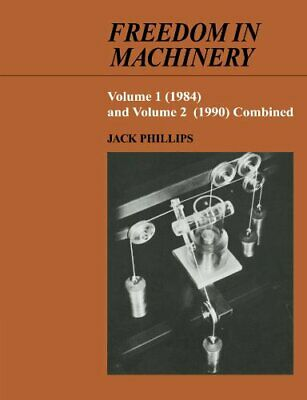$72.83 • Buy Freedom In Machinery By Phillips, Jack  New 9780521673310 Fast Free Shipping,,