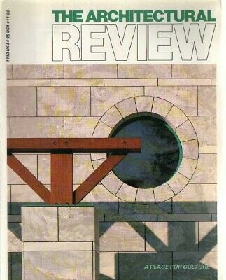 £4.50 • Buy The Architectural Review 1113 November 1989 Magazine Stirling