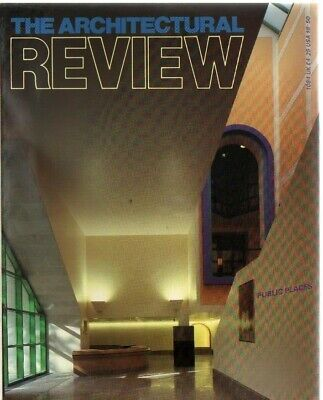 £4.50 • Buy The Architectural Review 1084 June 1987 Magazine Venturi Stirling Rogers OMA