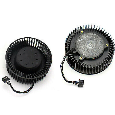 AU15.21 • Buy Graphics Card Cooler Fan 12V 4Pin For ASUS TURBO GTX1080ti 1080 1070ti 1070 1060