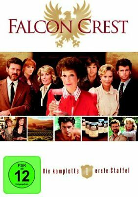 Dvd Falcon Crest Season 1 ( 4 Disc) Lorenzo Lamas Jane Wyman R2 New Sealed • 18.99£