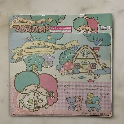 $11 • Buy Sanrio Little Twin Stars Computer Fabric Mouse Pad