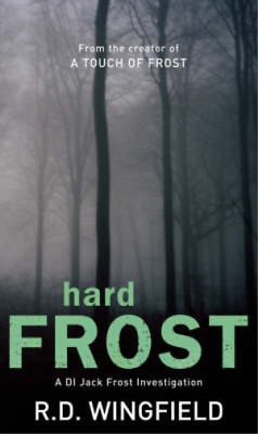 Hard Frost, R D Wingfield, Used; Good Book • 3.28£