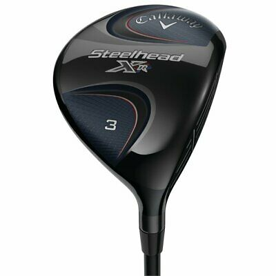 $ CDN129.99 • Buy Left Handed Callaway Steelhead XR 18* 5 Wood Stiff Graphite Very Good