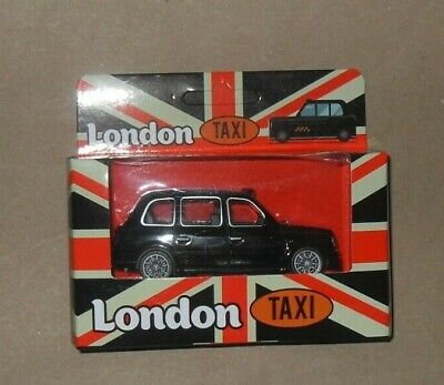 £4 • Buy London Taxi Black Cab Toy Car Taxi Driver Gift New Boxed