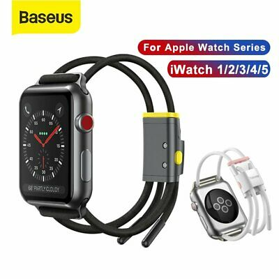 $ CDN11.85 • Buy Baseus 38/40/42/44mm Sports Watch Band Strap Rope For Apple Watch IWatch 2 3 4 5