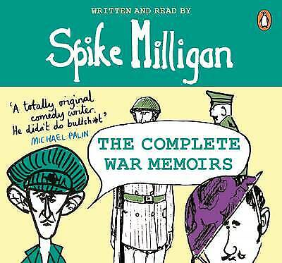 Spike Milligan: The Complete War Memoirs - 9780241258125 • 36.93£