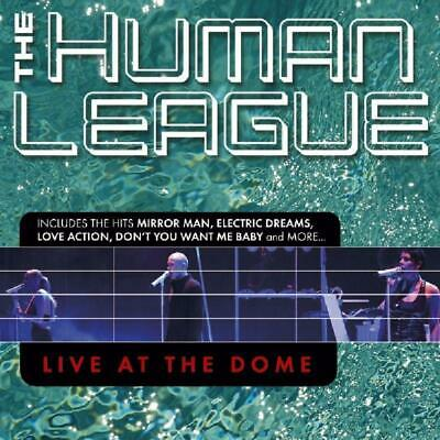 £7.99 • Buy The Human League(CD/DVD Album)Live At The Dome-Secret-SECDP034-UK-2011-New
