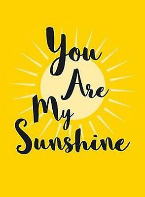 You Are My Sunshine By Esme (English) Hardcover Book Free Shipping! • 7.03£