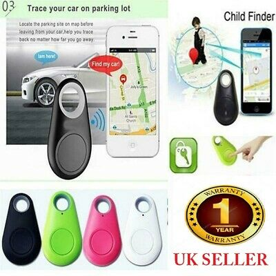 Key Finder Smart Wireless Bluetooth 4.0 ITag Anti Lost Tracker Alarm GPS Locator • 4.98£